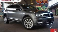 Volkswagen Tiguan Allspace Highline - volkswagen tiguan allspace 150 dsg highline trekhaak