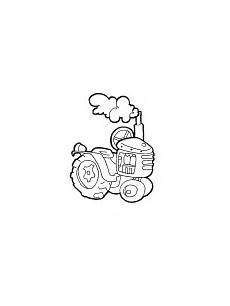 royalty free tractor clipart