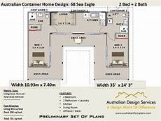 shipping container house plans full version shipping container home 2 bedroom version 68 0 m2 or