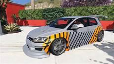 Vw Golf 7 R Pandem Jp Performance Supergolf Design