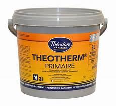 peinture sous couche d accrochage theotherm primaire 3l peinture primaire murs et