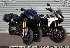 Tous Les Duels Duel Yamaha Niken Gt Vs Tracer 900 Gt