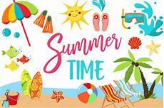 Summer Time Clipart summer clipart bundle 126 cliparts