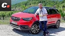 Opel Suv 2018 - opel crossland x 2018 suv primera prueba test review
