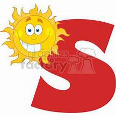 sun lettere s clip image royalty free vector clipart images page