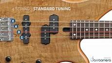Bass Tuning 4 Strings Standard E A D G Hd