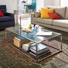 couchtisch glas edelstahl couchtisch jacob mit bildern glastisch wohnzimmer