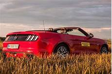 ford mustang gt verbrauch ford mustang gt convertible im test autotests