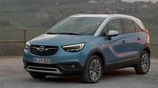 2017 Opel Crossland X Driving Interior Exterior