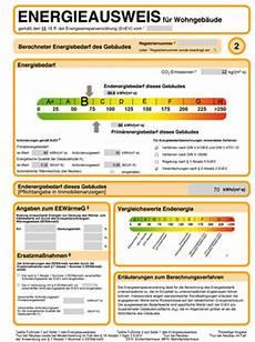 energieausweis kostenlos energieausweis im 220 berblick typen kriterien
