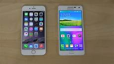10 reasons iphone 6 is better than samsung galaxy a5 4k