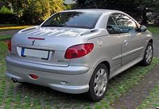 File Peugeot 206 Cc 20090612 Rear Jpg