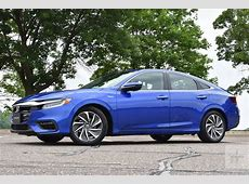 2019 Honda Insight First Drive Review   Digital Trends