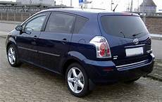 toyota corolla verso 2005 review amazing pictures and