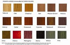 lowes stain stain color chart in 2019