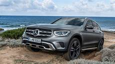 2020 mercedes glc facelift suv