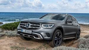 2020 Mercedes Benz GLC Facelift SUV  YouTube