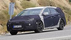 Hyundai I40 Spied But Could Be A Facelift Rather Than A