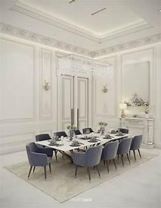contemporary classic luxury classic villa interior design on behance