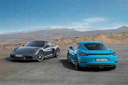 Porsche 718 Cayman Unveiled In Beijing  Automobile Magazine