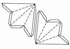 Papiersterne Basteln Vorlagen - leahy craft projects