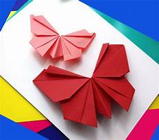 pliage simple serviette papier origami butterfly easy to do paper butterfly wall