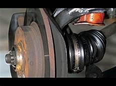 Changer Un Soufflet De Cardan Passat Audi Mecanique