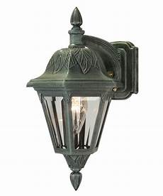 special lite lighting floral small top wall bracket lighting fixture street light