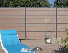 Engineered Wood Garden Partition Fencing Board By Silvadec
