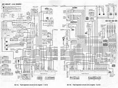 1987 Mitsubishi Starion Wiring Diagram