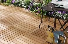 sol exterieur bois faire rev 234 tement de la terrasse archzine fr