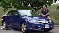 2016 acura ilx test drive review youtube