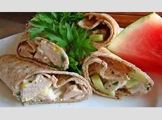 chunky chicken salad wraps   ww_image