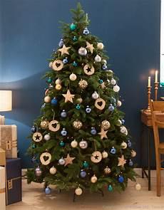 deco noel bleu et blanc arbre de no 235 l toutes nos id 233 es pour un arbre de no 235 l