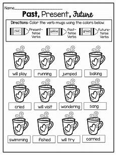 spelling present tense verbs worksheets 22603 111 best images about activities on valentines cut and paste and activities