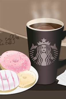 starbucks coffee iphone wallpaper 640x960 starbucks coffee and donuts iphone 4 wallpaper