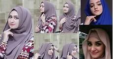 Contoh Model Jilbab Pashmina Instan Terbaik 2016