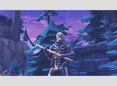Skull Trooper Fortnite Wallpapers   Wallpaper Cave