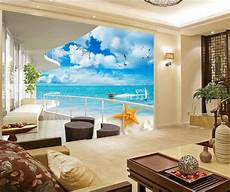 3d stereoscopic tv background wallpaper the living room
