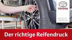 Richtiger Reifendruck F 252 R Das Auto Wie Viel Bar Darf In