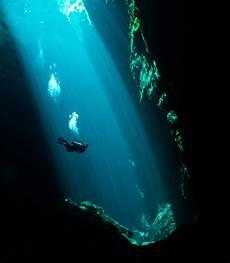 becoming a cave diver scuba diver life
