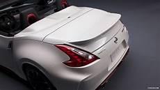 2015 nissan 370z nismo roadster concept spoiler hd