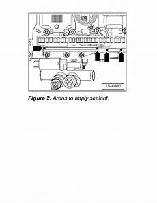 service manual how to change der seal 2005 audi workshop manuals gt a8 quattro sedan v8 4 2l bfm 2005 gt engine cooling and exhaust