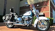 2017 Harley Davidson Heritage Softail Classic Flstc Test