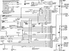 1984 chevy truck alternator wiring diagram wiring
