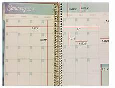 Planner Dimensions by Here S The Monthly Page Measurements For The New