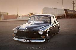 Stance Works  Keith Rosss Slammed 1966 Volvo Amazon 122