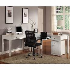 cottage style home office furniture have to have it parker house boca l shaped desk cottage
