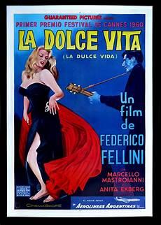 La Dolce Vita Vintage Poster Vintage