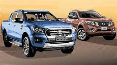 ford ranger nissan navara 2018 specs prices features